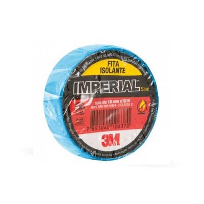 Fita Isolante Imperial Azul 3M